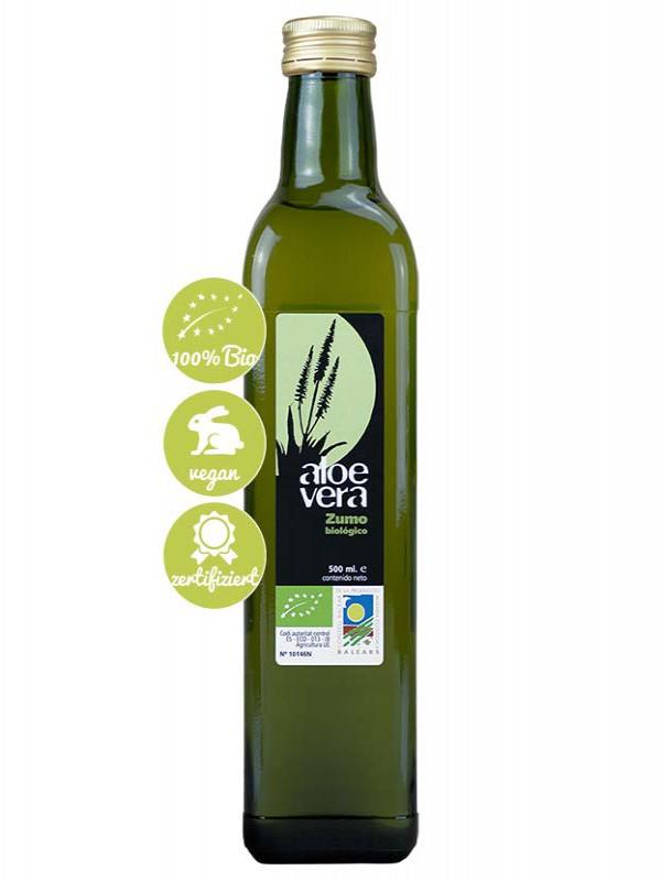 Aloe Vera Saft 500 ml